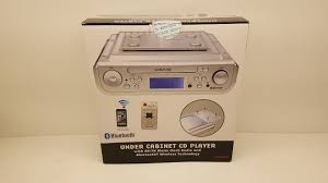 Ilive Under Cabinet Radio Set Time by Under The Cabinet Radio Cd Player Yeo Lab Com
