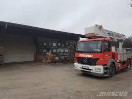 100 Mateco Truck Equipment Bison TKA 35 KS Mounted Aerial Platforms Year Of