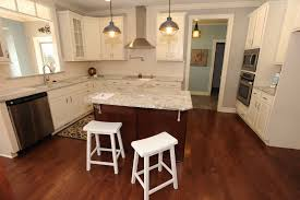 Galley Kitchen With Island New Narrow Stools Furnitures