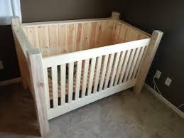 Cool Rustic Wooden Cribs Pics Decoration Ideas SurriPui