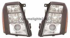 Headlights for Cadillac Escalade