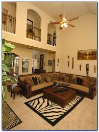 african safari living room decor living room home decorating