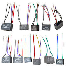 cbb61 250vac replacement capacitors for harbor breeze ceiling fan