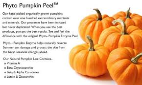 Pumpkin Enzyme Peel Australia by 111 Best A Natural Difference Professional Skin Care Products