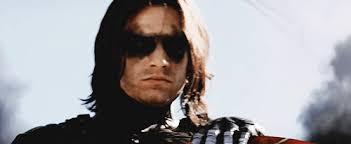 Bucky Barnes Winter Soldier Gif 5