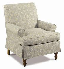 Furniture: Wingback Chair Slipcovers Target With Plaid ...