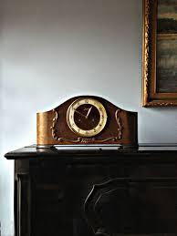 100 Mauthe Striking Mantel Clock MAUTHE JUNGHANS Pendulum Clock German