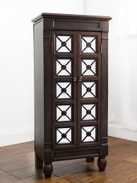 Celine Espresso Jewelry Armoire | Hives And Honey Best 25 Jewelry Armoire Ideas On Pinterest Cabinet Home Decators Collection Hampton Harbor White Armoire Tunis 6drawer In Mint Innerspace Overthedowallhangmirrored Amazoncom Belham Living Harper Kitchen Ding Hives And Honey Haley Chocolate Standing Mirror Armoires Aledo Pier 1 Imports Hayworth Mirrored Antique Ava Swivel Cheval Hayneedle