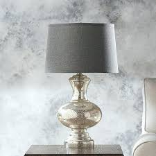 Fillable Glass Table Lamp Australia by Table Lamps With Glass Base Abbey Table Lamp Polished Nickel Clear