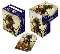 Mtg Sliver Deck Box by Jou Journey Into Nyx Ultra Pro Products The Rumor Mill Magic