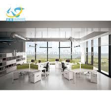 bureau des postes 3 personne bureau bureau combinaison postes de travail 120 degrés
