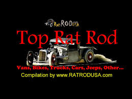 Rat Rod Bikes, Cars, Trucks, Vans And … | Rat Rod, Street Rod, And ...