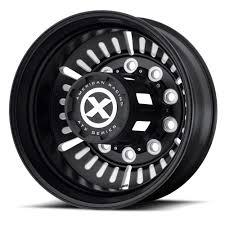 100 Trucks Wheels 225 Black Aluminum Roulette Semi Truck Trailer Wheel Buy