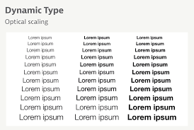 Best practice for font size Ionic