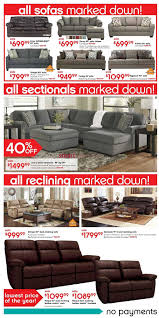 Ashley Furniture Home Store West Boxing Week Flyer December 24 To 27
