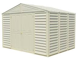 Plastic Storage Sheds At Menards by Classic Vinyl Series Duramax Building Products