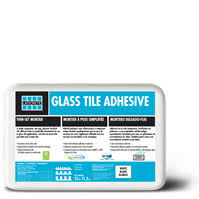 Unmodified Thinset For Glass Tile by 317 Mortar Laticrete