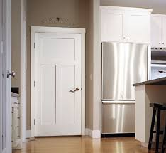 Craftsman Style Interior Doors Design