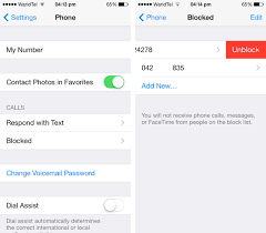 How to unblock any number from iOS 7 s blocked list iOS Hacker