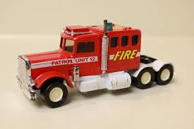 100 Toy Peterbilt Trucks 1978 Matchbox SuperKings Fire Patrol Metal Truck Etsy