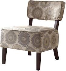 Oliver Grey/Brown Medallion Fabric Accent Chair From Bunk Beds To Accent Chairs Fniture Of America Has A Cottonpoly Blend With Whimsical Rooster Print On Maple Legs Types Accent Chairs Deqor Blog Braxton Culler 1969001 Exposed Wood Chair Details About Modern Living Lounge Tufted Bench Velvet Navy Blue 15496 Simpli Home Jamestown 27 In Wide Transitional The Importance By Janette Ewen Mobilia White Whimsical Armless Slipper Overstockcom Designers Best Picks Homelegance Orson Craftmaster Traditional Woodframed