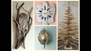 Driftwood Christmas Trees by Diy Driftwood Crafts Diy Decor Ideas Youtube