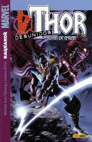 Avengers Disassembled Thor By Michael Avon Oeming