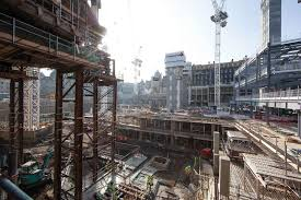 100 Edinburgh Architecture Projects Laing ORourke On Site At St James Features
