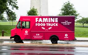 Why Isn't There Any Food In Oxfam's Food Truck? | Oxfam America Food Truck El Charro Austin Taco Fort Collins Trucks Going Mobile From Brickandmortar To Food Truck National Hiiyou Produktai Tuesdays Larkin Square Friday Nobsville In 460 Plaza Roka Werk Gmbh