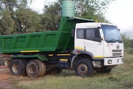 Tipper Truck For Sale/swop/trade. FAW 28/280.,2007,10 Meter Tipper ...