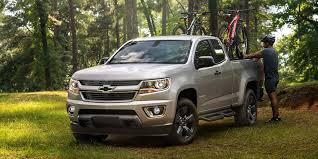 New Chevrolet Colorado Lease And Finance Offers - Richmond, KY