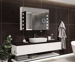 spiegelschrank mit led beleuchtung l06