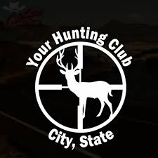 Best Of 34 Sample Cool Hunting Decals | Mbscalcutech.com