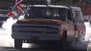 100 Okc Farm Truck Video Truck And AZN Crash Their Burnout At SummerNats 31