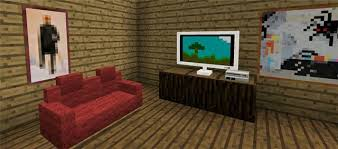 More Furniture Mod for Minecraft PE 1 2 0 7