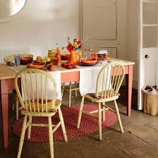 Country Dining Room Ideas Uk by How To Decorate With Yellow And Orange Ideal Home