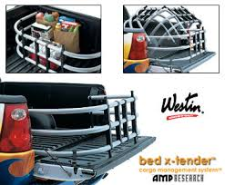 Dually Accessory Such As Westin Truck Bed Xtender