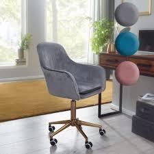 finebuy schreibtischstuhl samt design drehstuhl mit lehne arbeitsstuhl 120 kg höhenverstellbar schalenstuhl mit rollen stuhl drehbar