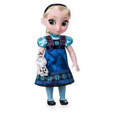 Disney Animators Collection Elsa Doll Frozen 16 Valerie