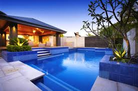 Furniture : Endearing Backyard Landscaping Ideas Swimming Pool ... Garden Design With Deck Ideas Remodels Uamp Backyards Excellent Houzz Backyard Landscaping Appealing Patio Simple Brilliant Pool Designs For Small Best Decor On Tropical Landscape Splendid 17 About Concrete Remodel 98 11 Solutions Your The Ipirations