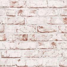 Faux Brick Contact Paper