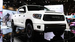 7 Things To Know About Toyota's Newest TRD Pro Trucks 2019 Toyota Tundra Trd 4runner Tacoma Pro Just Got Meaner New 2018 Sport Double Cab 5 Bed V6 4x4 At Off Road Gets Tough With Offroad Trucks Autotraderca 6 Tripping The 2017 Trd Pro Archives Page 2 Of 9 The Fast Lane Truck Carson Pickup Truck Scion War Review Youtube Pro