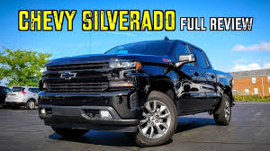 2019 Chevy Silverado 1500: FULL REVIEW | The Best Truck Money Can ...