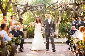 Rustic California Garden Wedding
