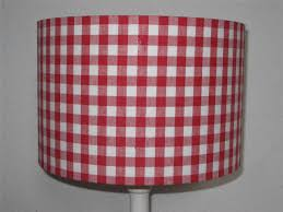 Ebay Curtains Laura Ashley by Drum U0026 Tapered Drum Shades In Laura Ashley Gingham Check Fabric