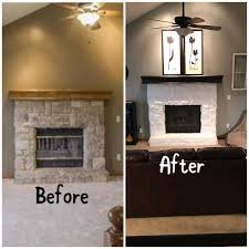 The 25 best Painted rock fireplaces ideas on Pinterest