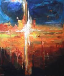 Abstract Painting By Balakrishnan S