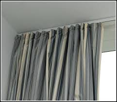 Curtin Rods Great Ceiling Curtain Rods Decor With Track Throughout