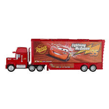 Disney/Pixar Cars Wheel Action Drivers Mack Playset - Walmart.com