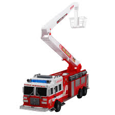 Friction Power Fire Truck Toy 17